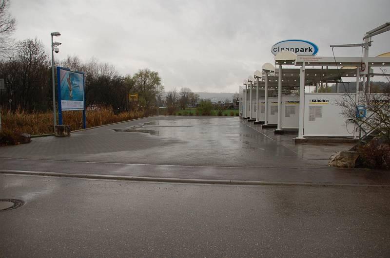 Erlenwiesen 24/Clean-Park (Sicht Erlenwiesen)