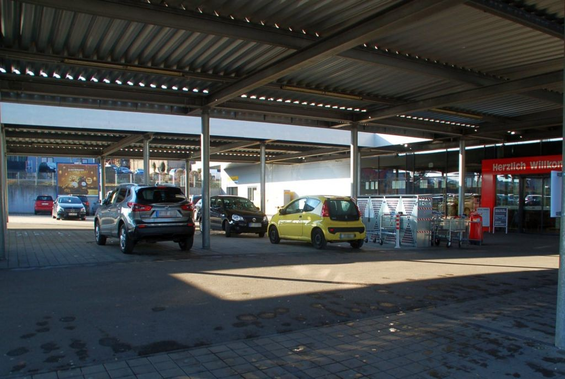Philipp-Weber-Str. 1 /E-C+C Großmarkt (rts)