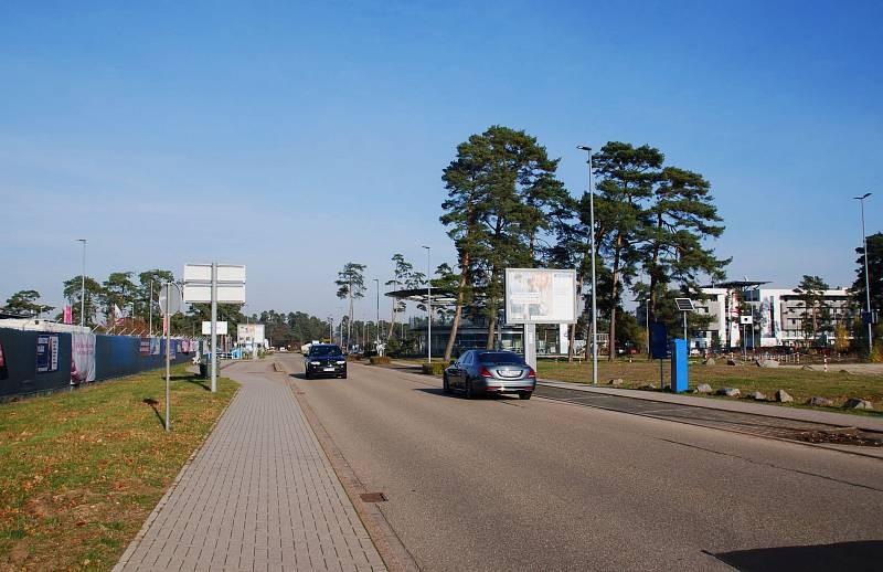 Baden-Airpark/nh. B&B-Hotel/WE rts