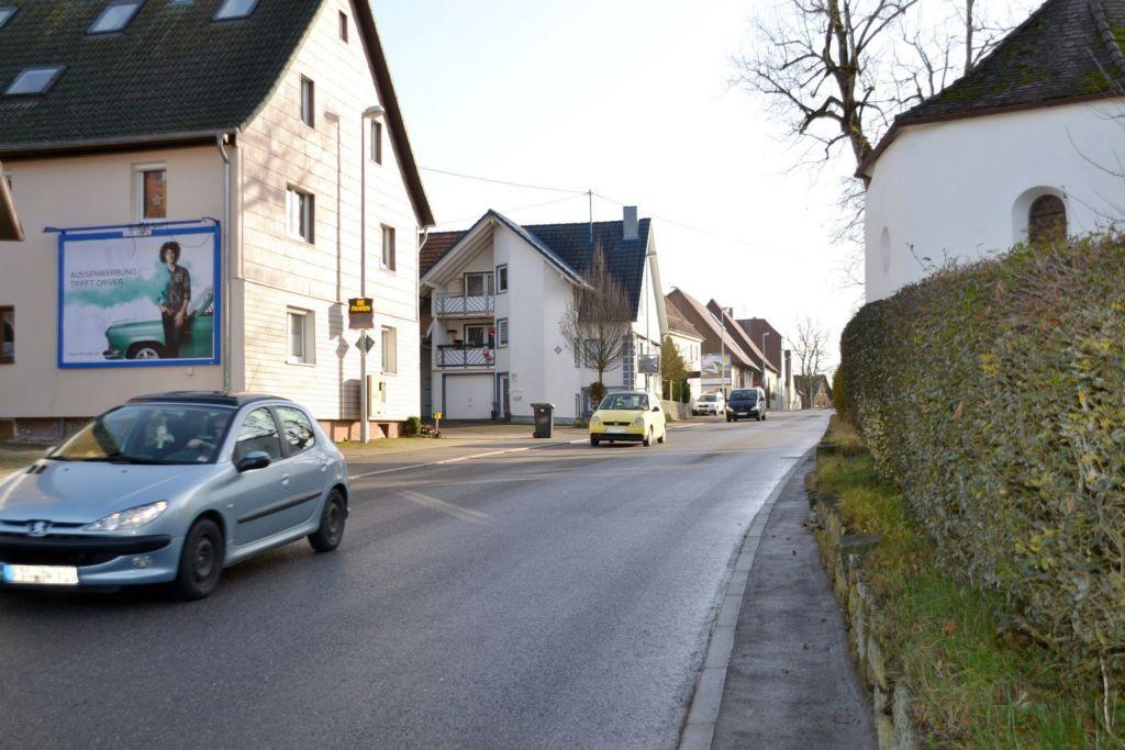 Dornhaner Str. 56/quer am Giebel  (Hochmössingen)