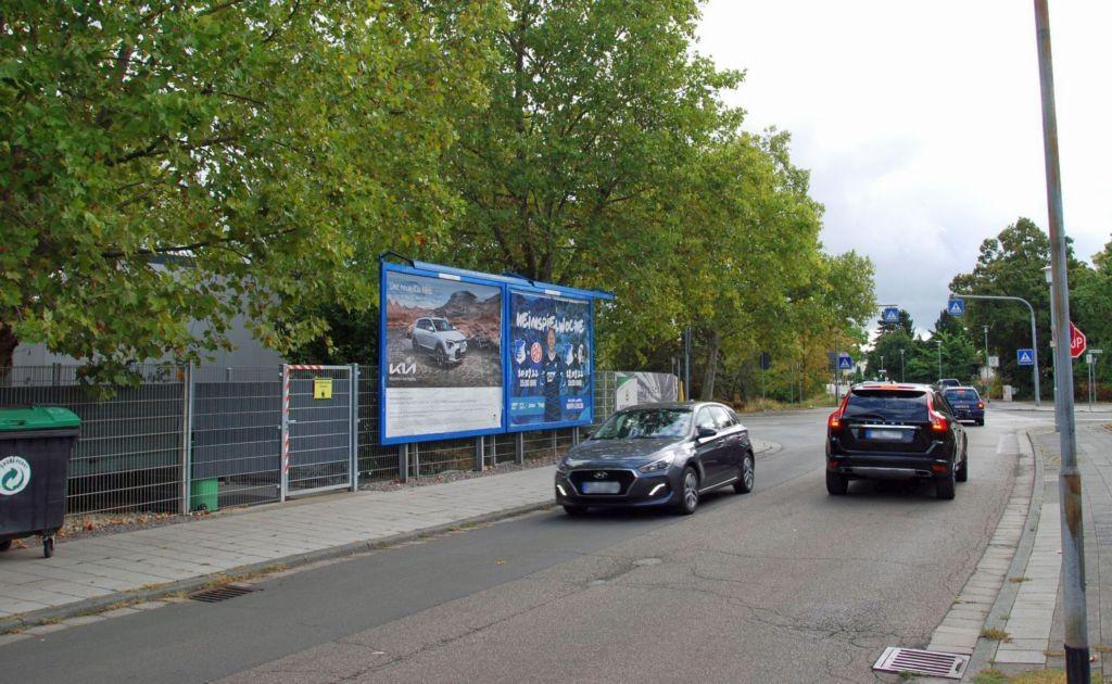 Frankenstr. 25/Ecke Benderstr