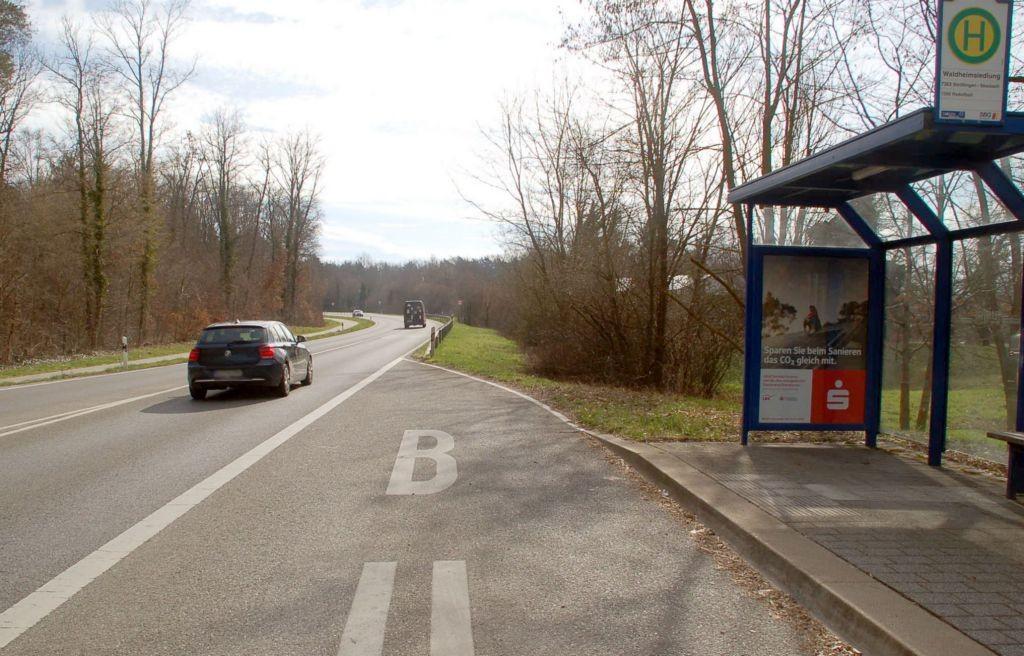 Radolfzeller Str/B 34/Alusingen Weg/Alcan/ausw./innen  (WH)