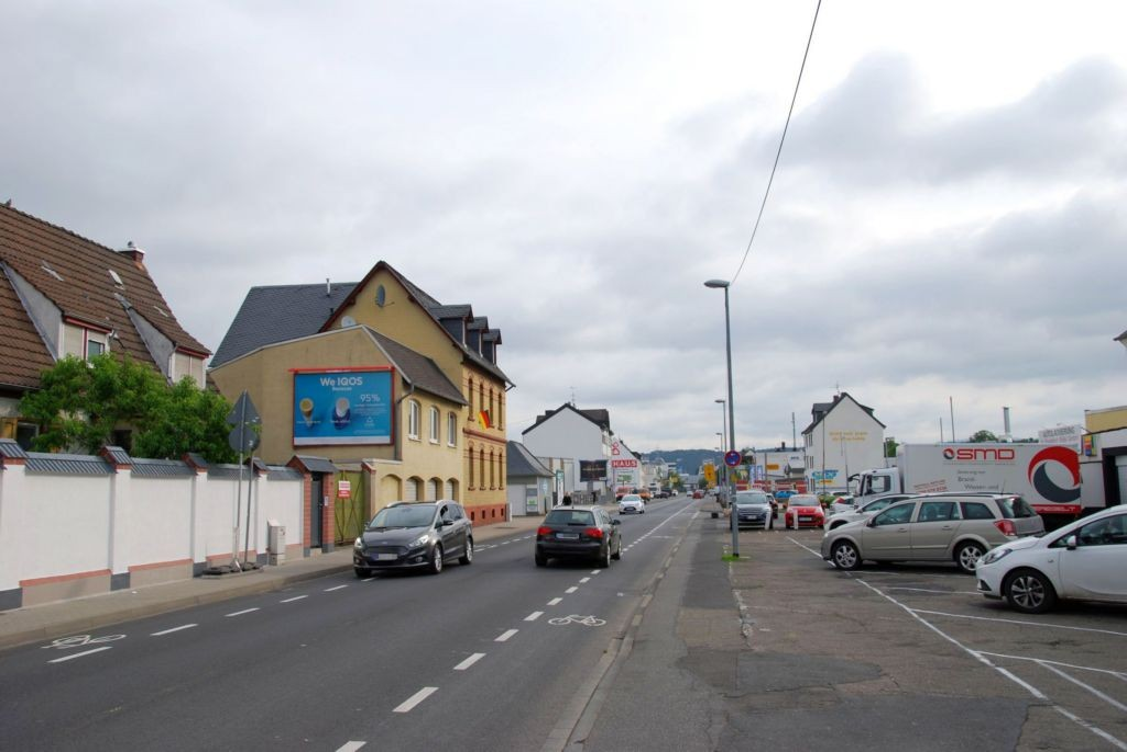 Wallersheimer Weg 13/linker Giebel/quer
