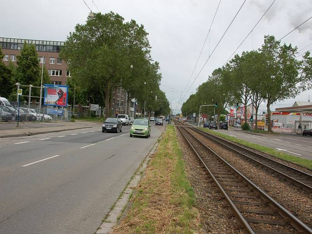Casterfeldstr./B 36/Lechstr/WE lks