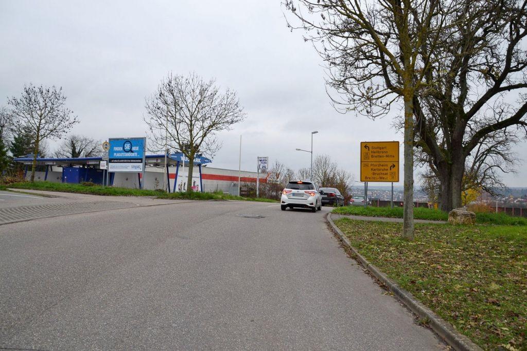 Diedelsheimer Höhe 9/Zufahrt Toom/Höhe Waschpark/WE lks