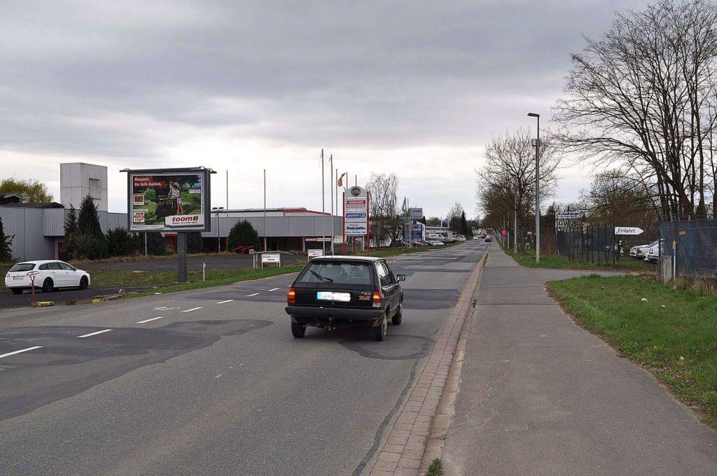 Hullerser Landstr. 33/Sicht Kreisel (City-Star)