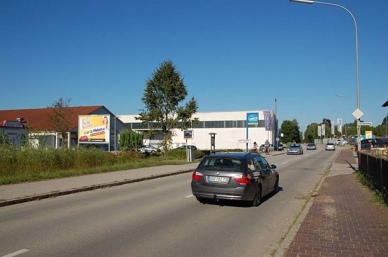 Bahnhofstr. 95 /G-maxx Endres/neb. Eingang (Sicht Str)