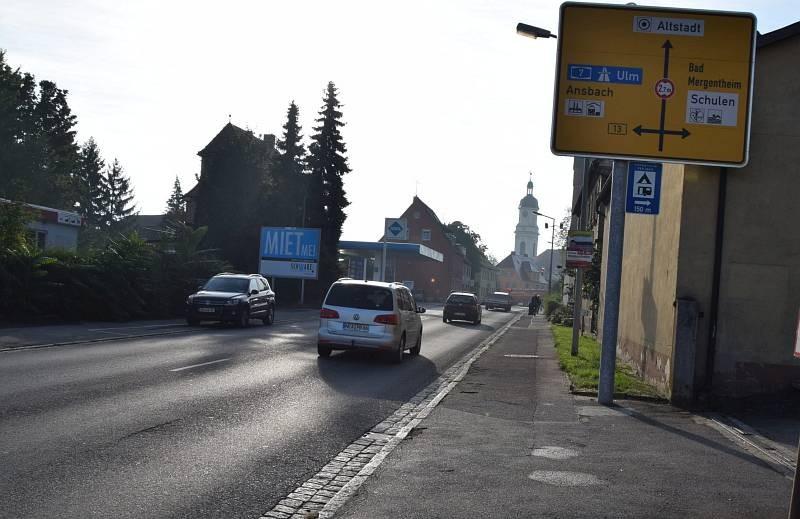 Würzburger Str. 38/B 13/neb. ARAL-Tankstelle/quer (Sto. rts)