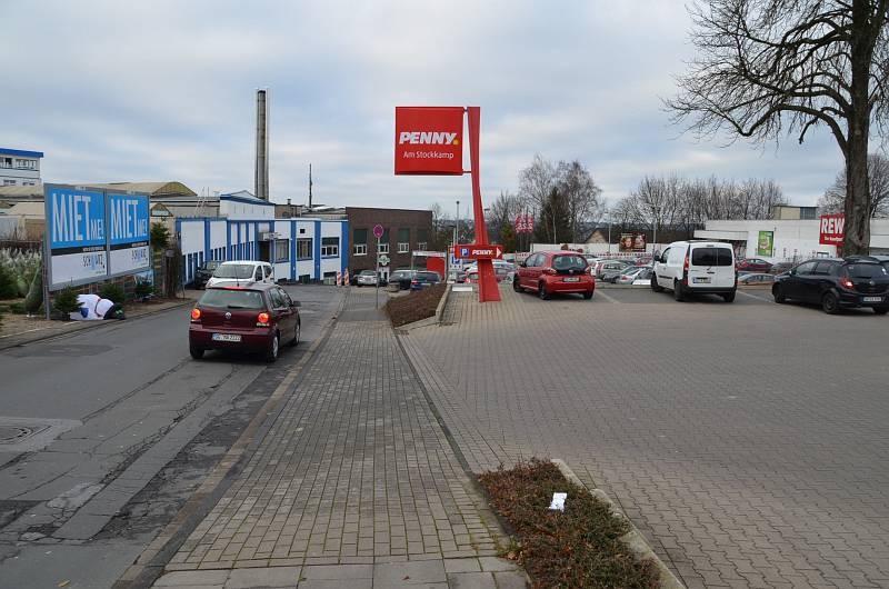 Stockkamp/Schützenstr. 174/geg. Rewe Ihr Kaufpark