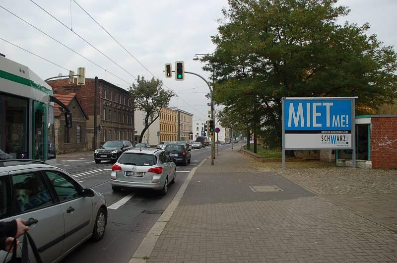 Alt Westerhüsen/Alt Salbke 63/Kreuzung Welsleber Str/WE rts
