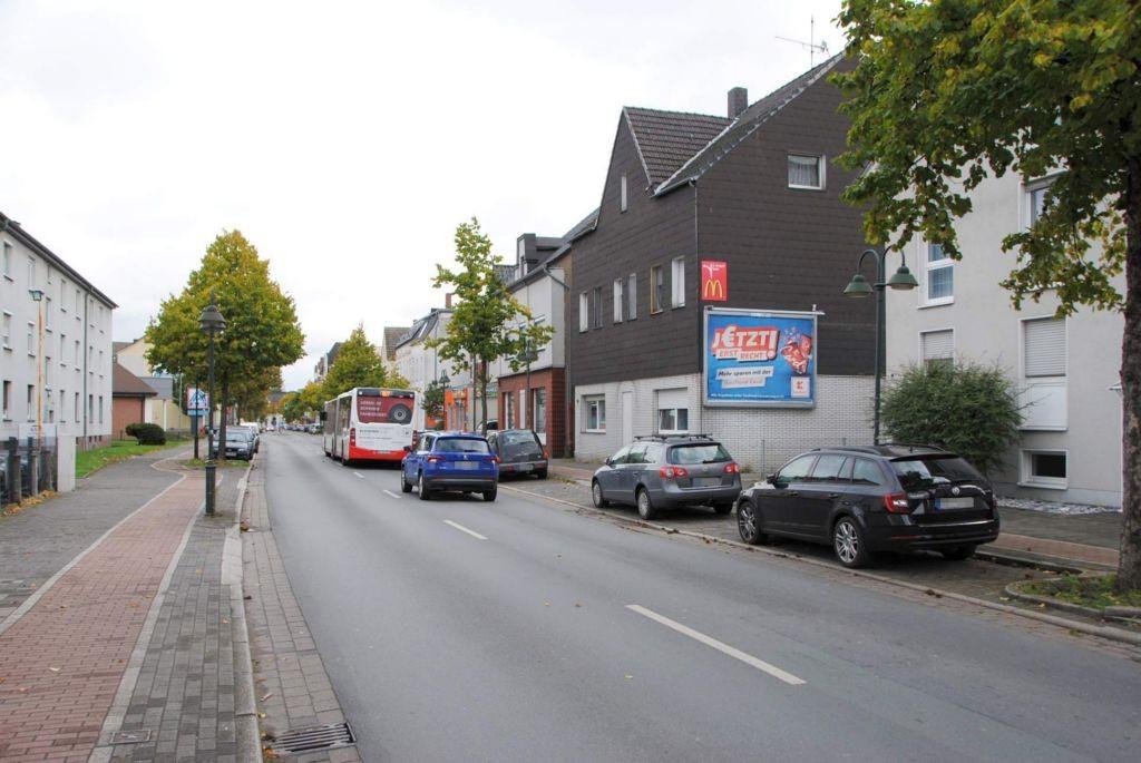 Ewaldstr. 191/Zufahrt Aldi (quer am Giebel)