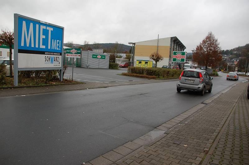 Dusenbacher Str. 56 /Profi Getränke/Einfahrt W.-v.-Br.-Str