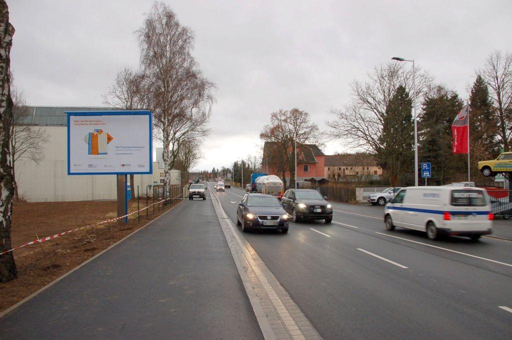 Pausaer Str/B 92/nh. Am Tannenhof/WE lks (City-Star)