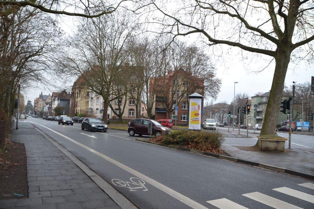 Bürgerstr/B 27/Wiesenstr