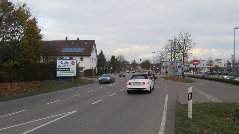 Ulmer Str /Violastr/B 10 /geg.Einf. Penny/b.Popko Wohnmobile
