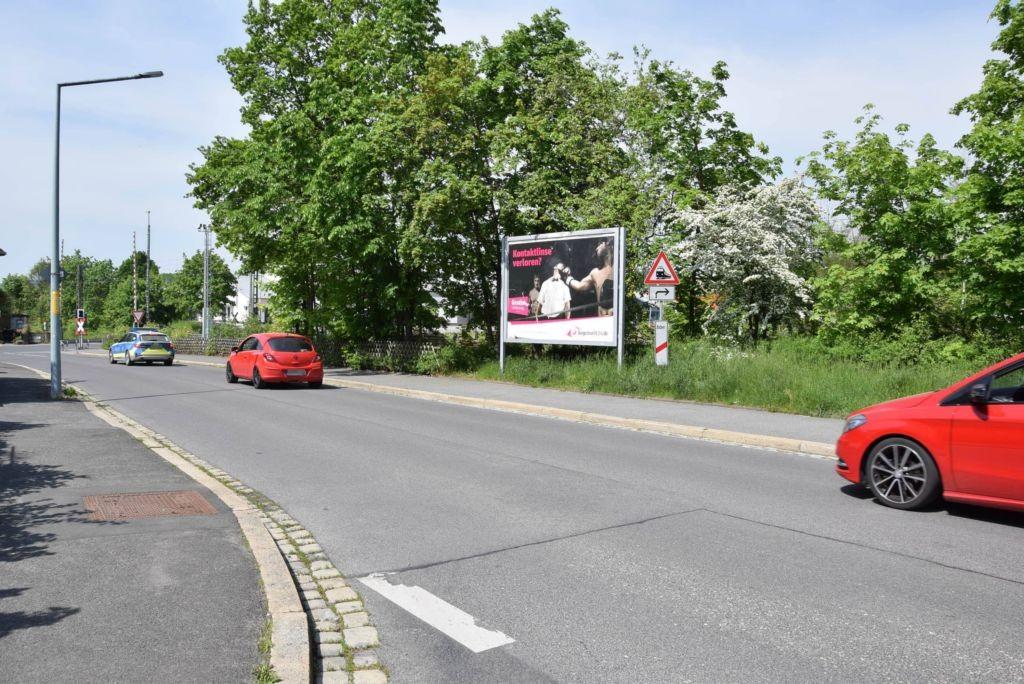 Am Bahnhof/nh. Marienstr/Zufahrt Edeka -Eisfelderstr