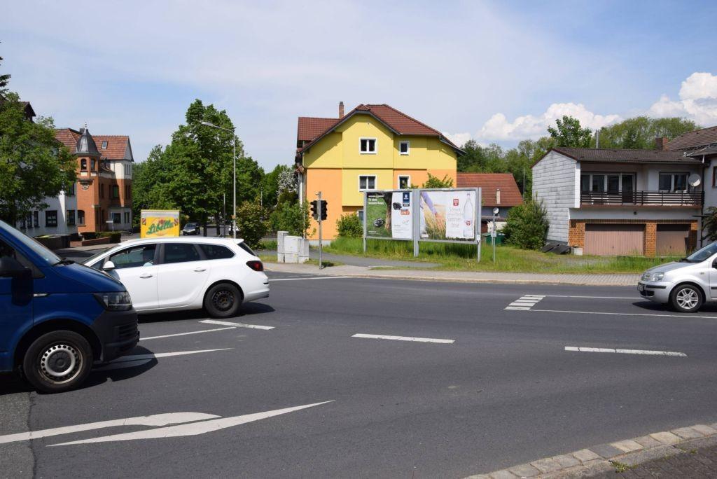 Bahnhofstr/Ecke Sonneberger Str (quer)
