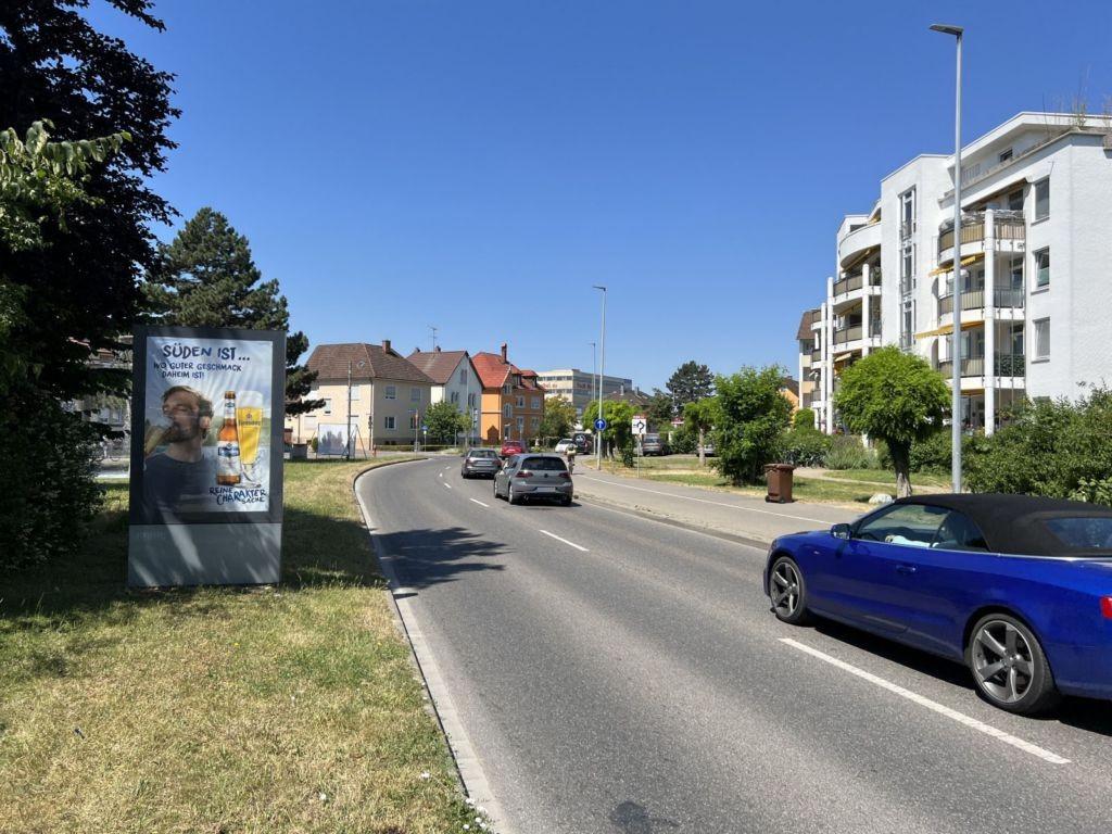 Haselbrunnstr/Böhringer Str (WE lks)
