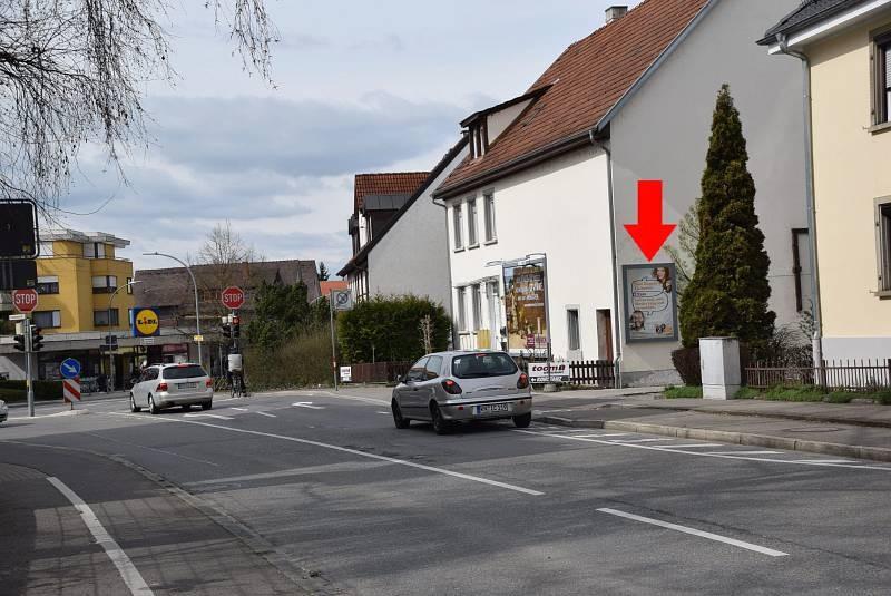 Schwaketenstr. 3/Ecke Radolfzeller Str/nh. Lidl (Giebelwand)