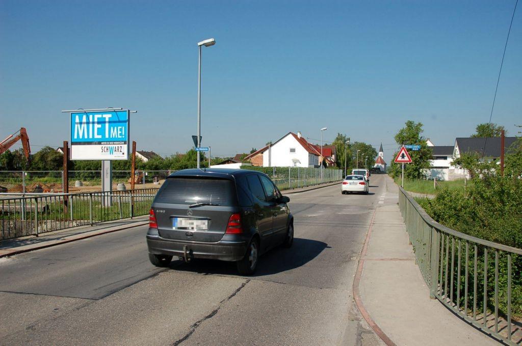 Ehinger Str. 3/Am Bildstöckle/WE lks/City-Star  (Rißtissen)