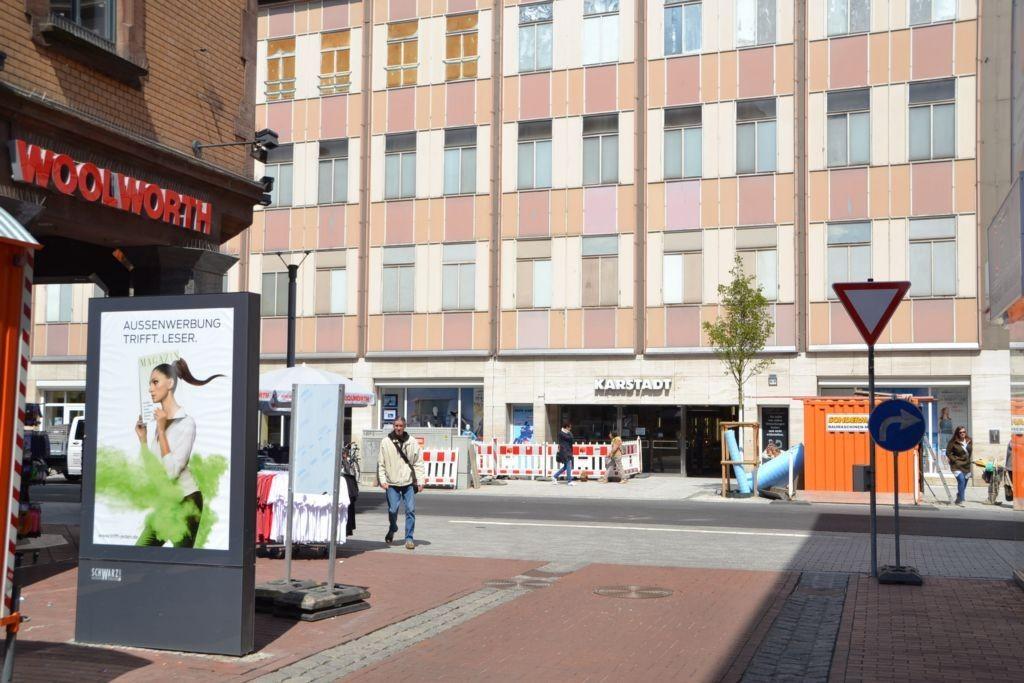 Groner Str/Düstere Str/geg. Karstadt (Sicht Düstere Str)