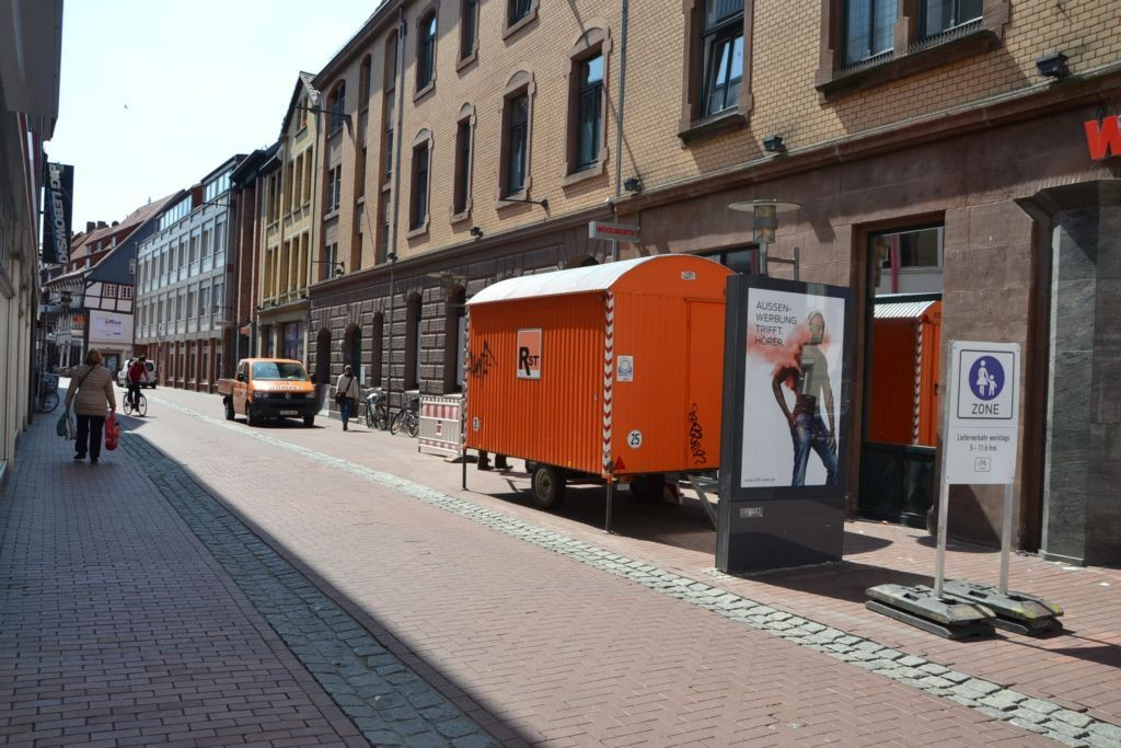 Groner Str/Düstere Str/geg. Karstadt (Sicht Karstadt)