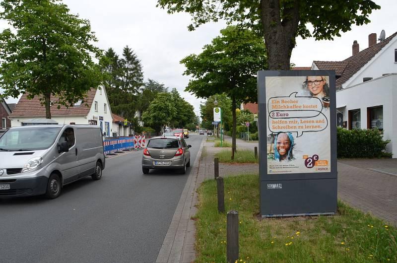 Berliner Str. 166/Sedanstr (Sicht Lothringerstr)