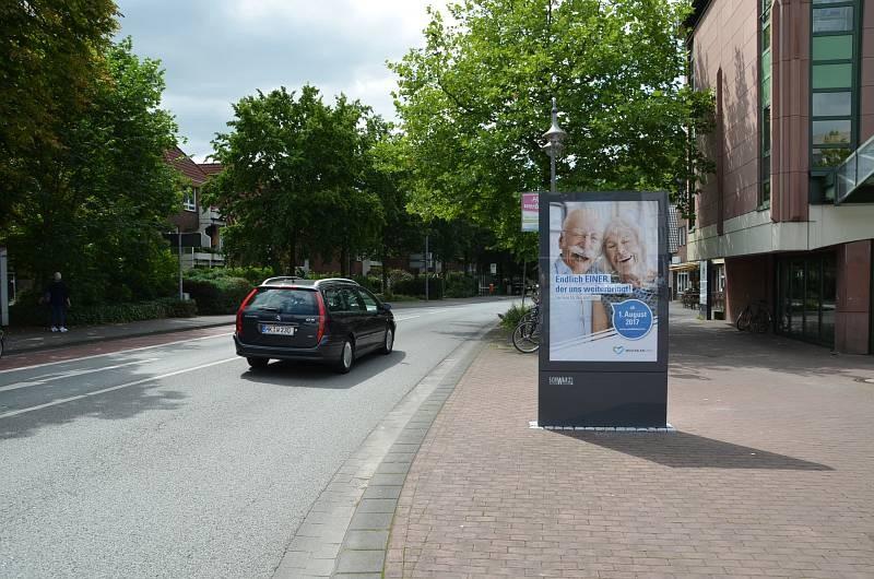 Dalkestr/Blessenstätte (Sicht Berliner Str)