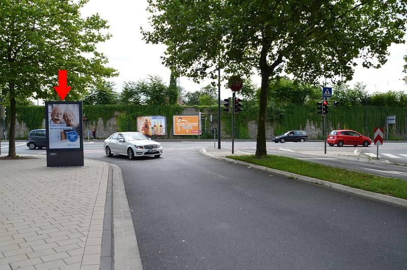 Eickhoffstr/geg. Stohlmannplatz/Sicht Kökerstr