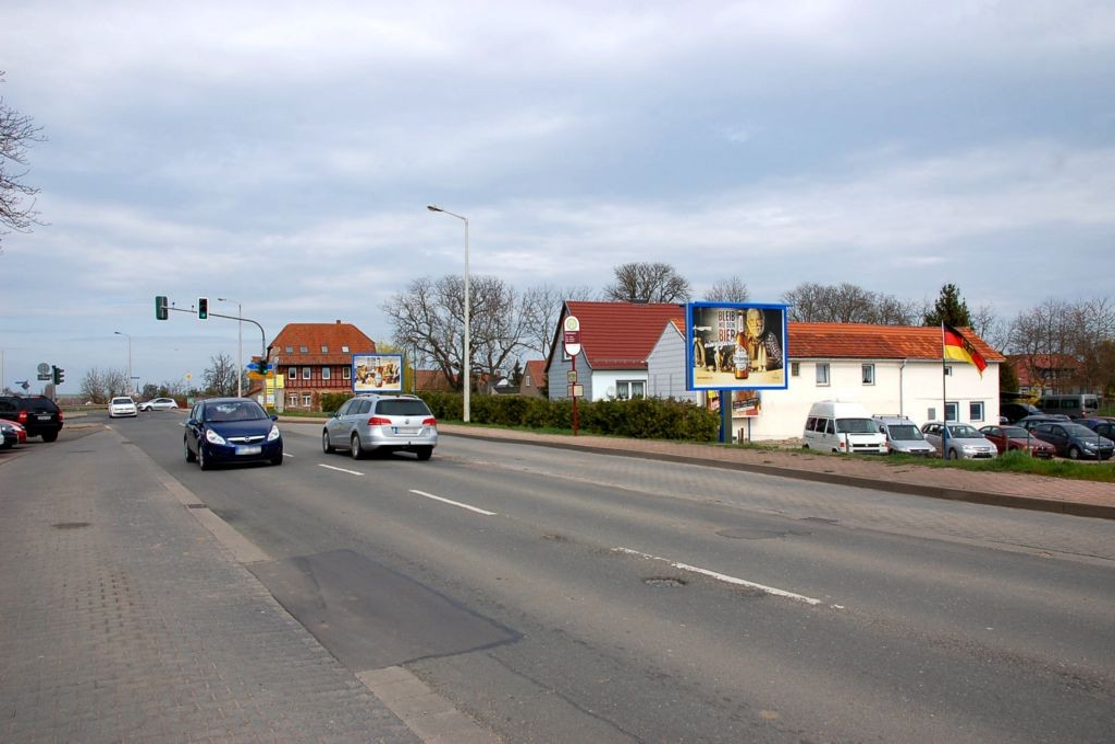 Sondershäuser Str. 110/bei Bus-Hts/Sto. rts (WE rts)