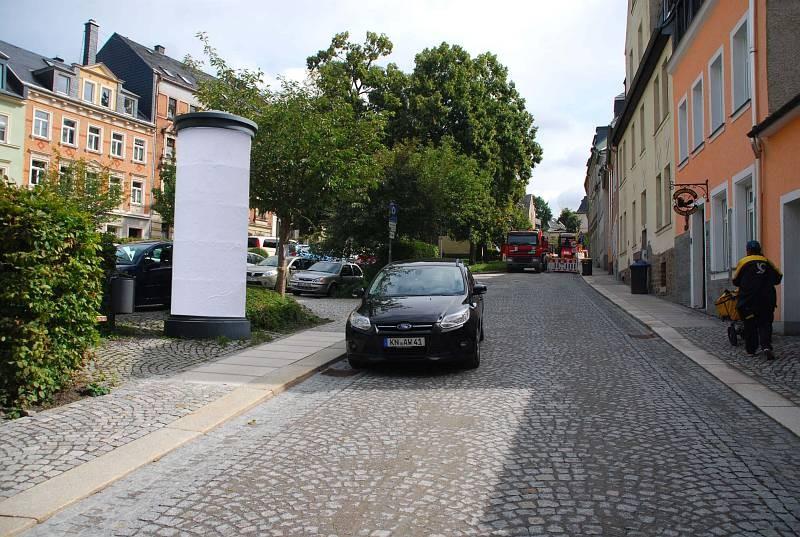 Grosse Kartengasse/Karolinenplatz