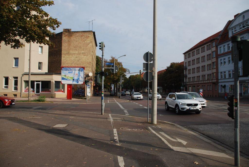 Merseburger Str/B 91/Huttenstr. 96 (WE lks)