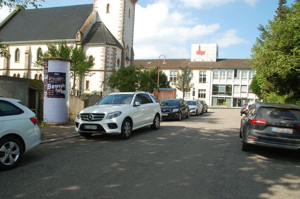 Martin-Luther-Str./Schulplatz (Tiengen)