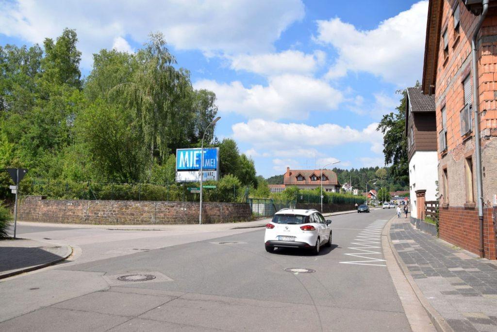 Hauptstr/Ecke Rotentalstr/WE lks