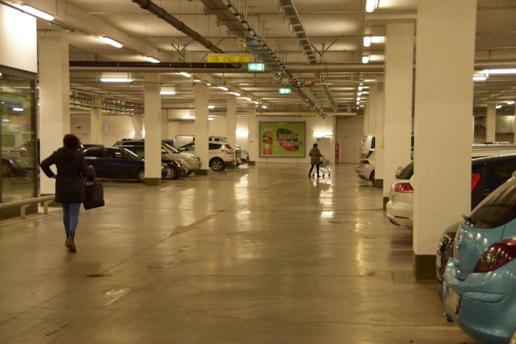Pferdemarkt 1 /Rewe/Nordhäuser Marktpassage/TG/geg. Eingang