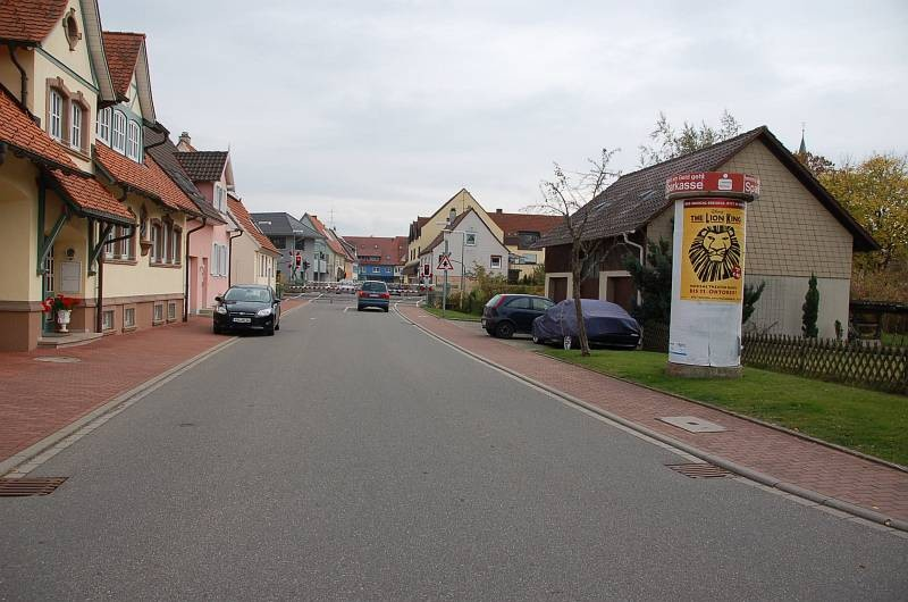 Weitengasse/geg. Schellenbergstr.