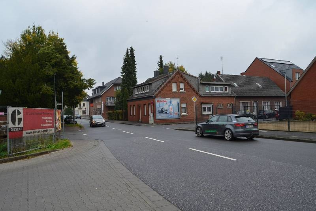 Lingener Str. 78/Peterstr/geg. Real/Einf (quer am Giebel)