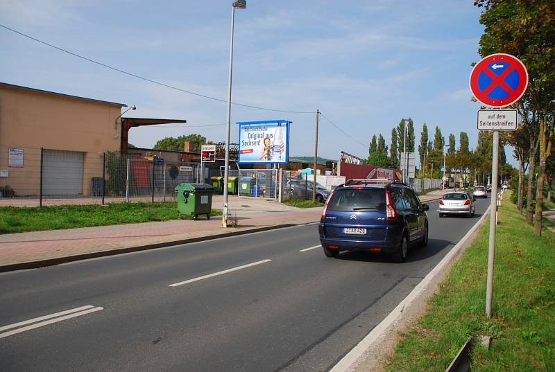 Wiesenstr. 26/B 88/Einfahrt/Sicht Einfahrt (City-Star)
