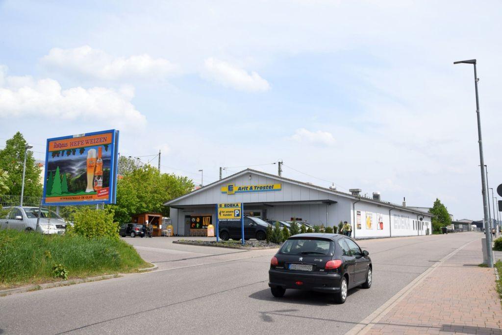 Luigstr. 5 /E-aktiv/Einfahrt (Sicht Getränkemarkt)