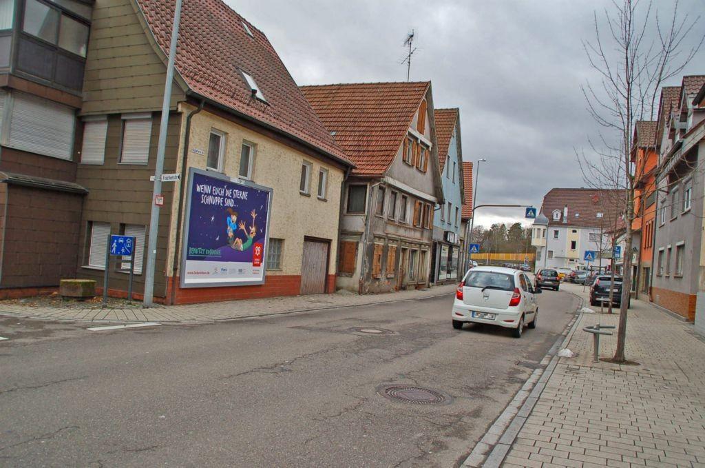 Stuttgarter Str. 19/Ecke Fischerstr