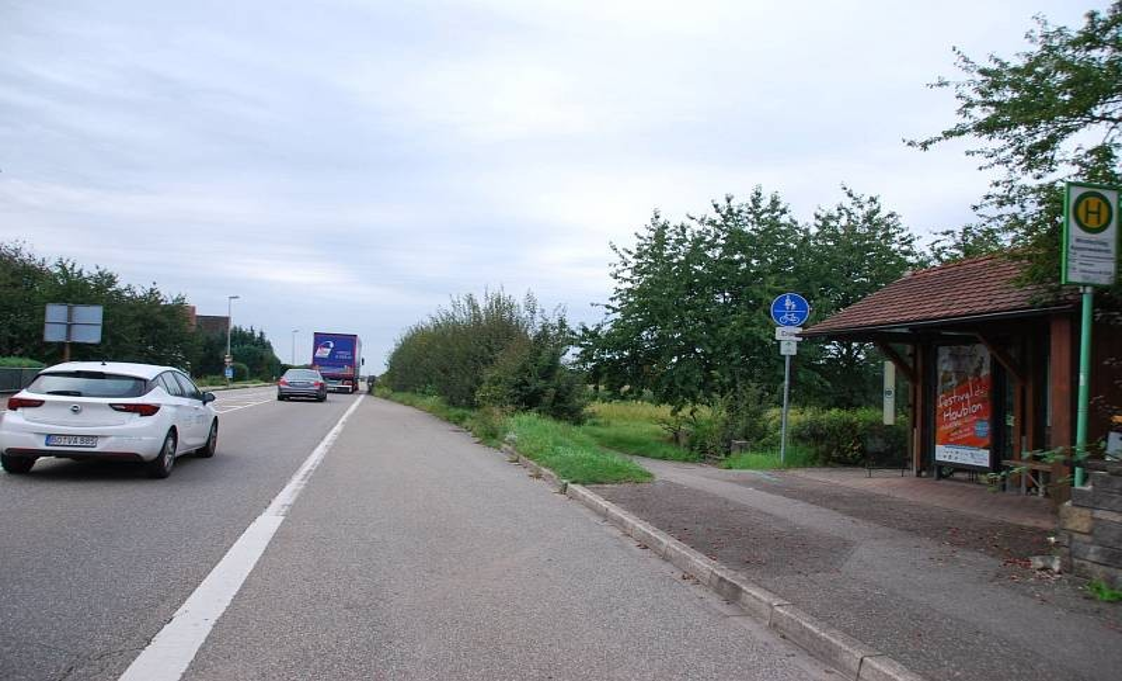 Appenweierstr. 6/B 3/Hts. Windschl./stadteinw./parallel (WH)