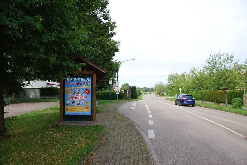 Kreisstr/Ecke Friedhofstr. 21/Hts. Weier Alme/aussen (WH)