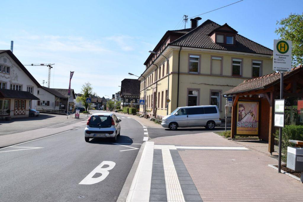 Weinstr/geg. Nr. 85/Hts Rammersweier Rathaus/innen (WH)