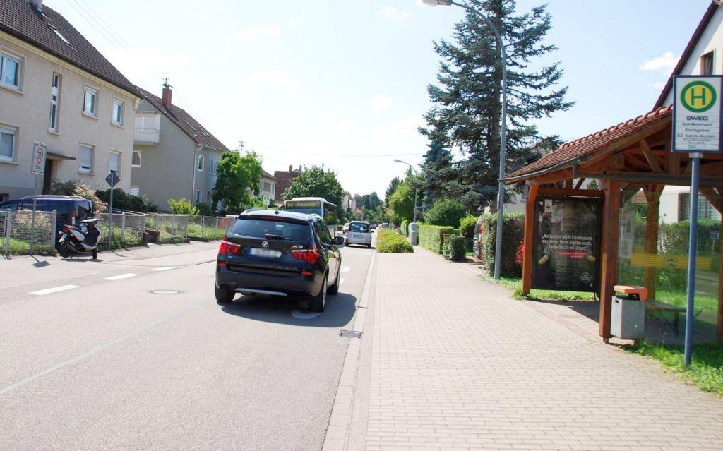 Weingartenstr. 141/Hts. Zell-Weierbach/innen (WH)