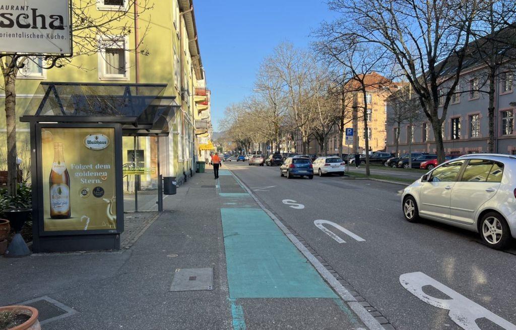 Weingartenstr. 45/Hts Kulturforum/einwärts/aussen  (WH)