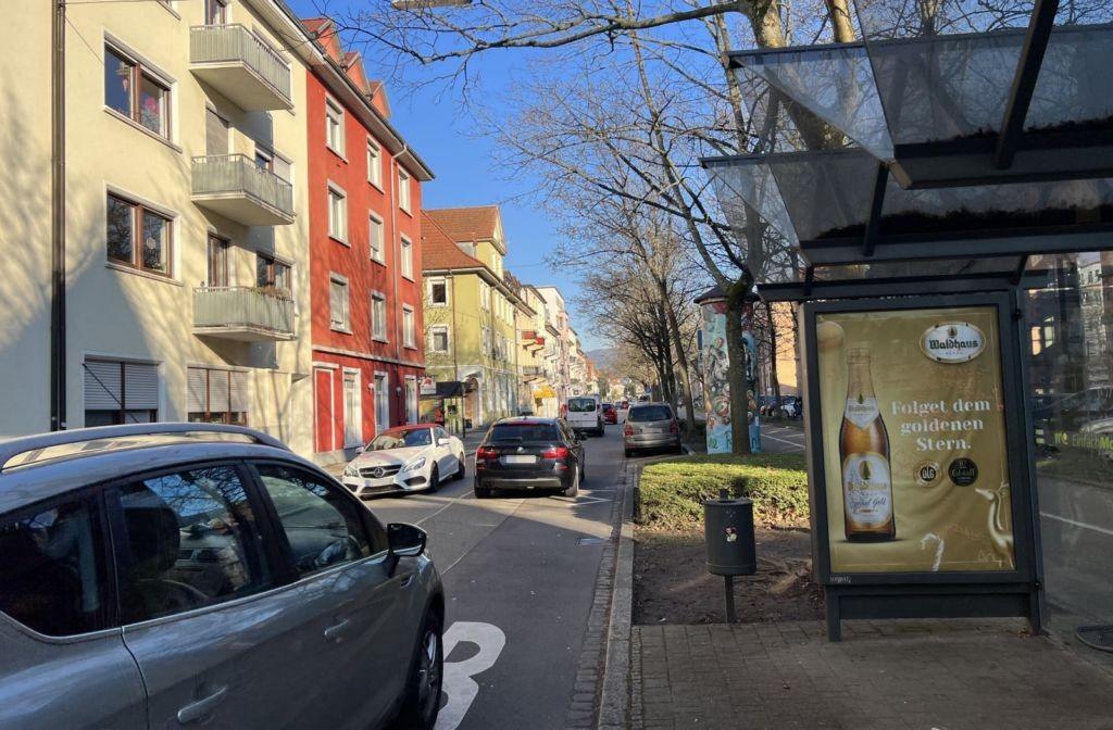 Weingartenstr/geg.Nr.43/Hts Kulturforum/auswärts/innen (WH)