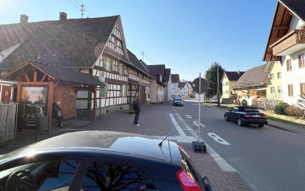 Geroldsecker Str. 51/Hts Zusweier Rathaus/aussen  (WH)