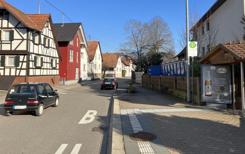Geroldsecker Str. 89/Hts Zunsweiler Stöcklesgasse  (WH)