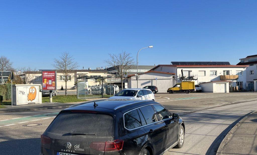 Werner-von-Siemens-Str/Industriestr/CLP 03 (3er-Anlage)