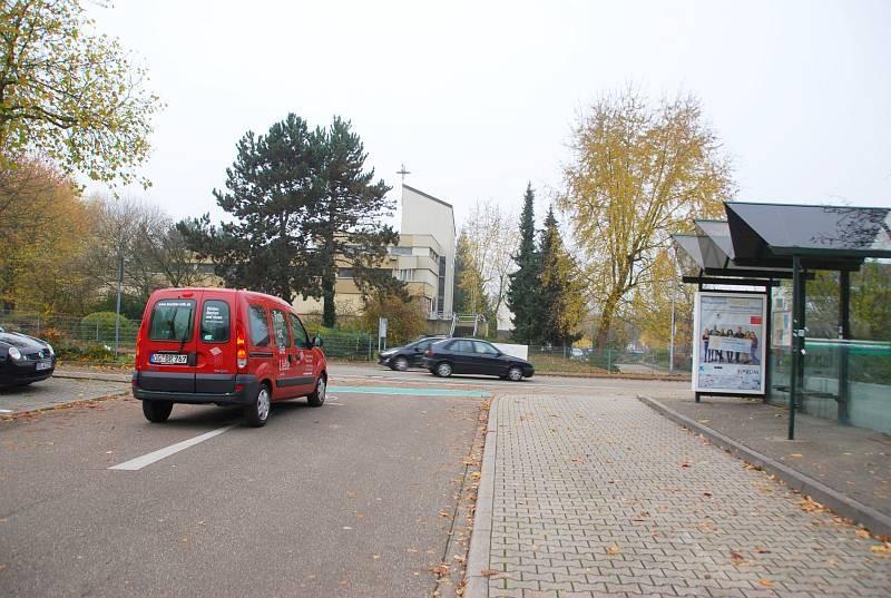 Zähringerstr/Hts Kreisschulzentrum/Einfahrt/innen  (WH)